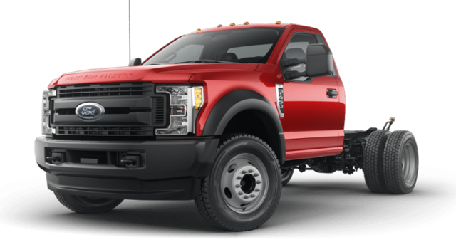 2019 Ford F-450 Chassis XL Truck Regular Cab